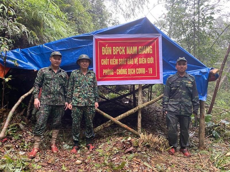 Quảng Nam đóng cửa khẩu biên giới Việt Nam - Lào - ảnh 1
