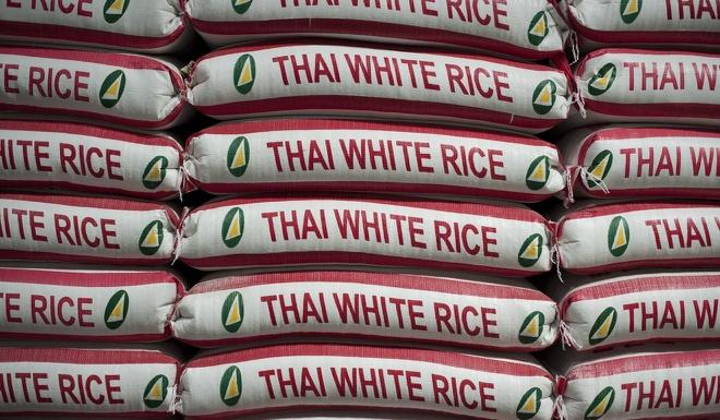 Thai Lan xep duoi Viet Nam ve xuat khau gao anh 1