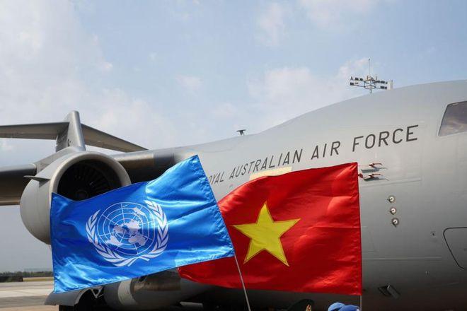 Bước tiến dài trong quan hệ hợp tác y tế Việt Nam–Mỹ - ảnh 2