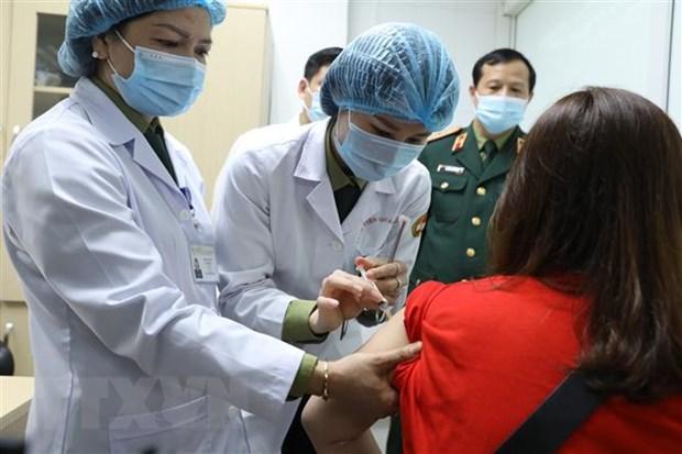 Nhung tin hieu lac quan ve vaccine 'made in Viet Nam' hinh anh 3